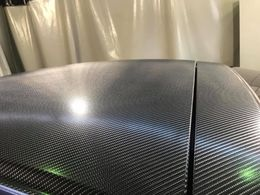 Glossy Carbon Black 4D