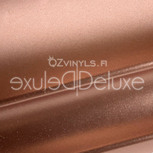 Satin Metallic Rose Gold QZ1206