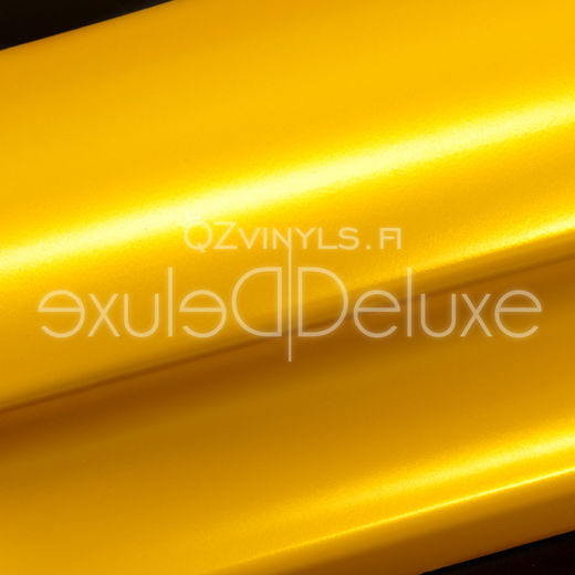 Satin Metallic Yellow QZ1218