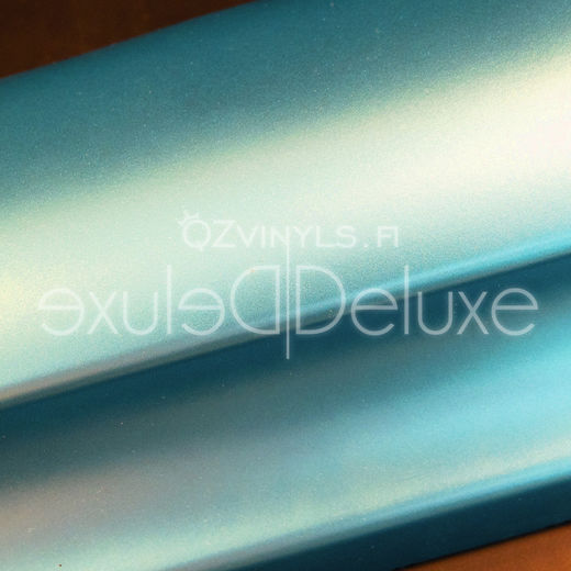 Satin Metallic Lake Blue QZ1216