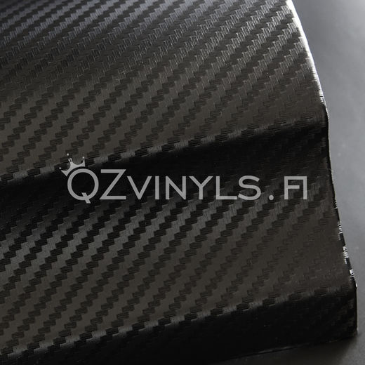 K87021 Black Gloss Carbon Fibre
