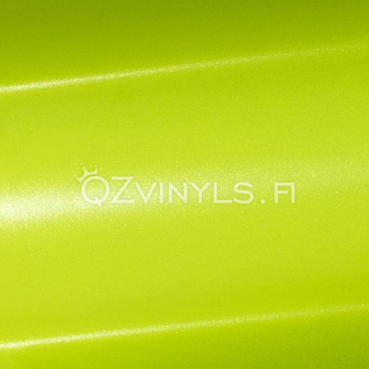Satin Metallic Lemon Yellow QZ1222