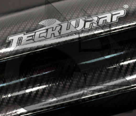 Teckwrap Carbon Shiny Black G3D-01