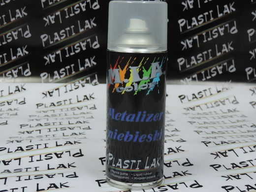 Plastilak -  Metalli Sininen 400ml Spray