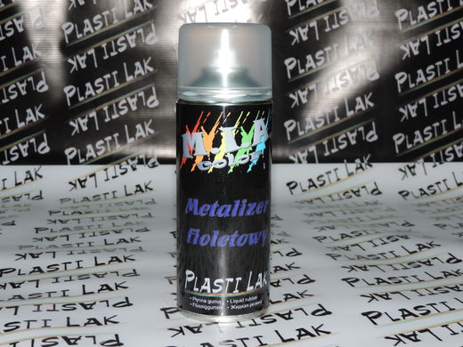 Plastilak -  Metalli Violetti 400ml Spray
