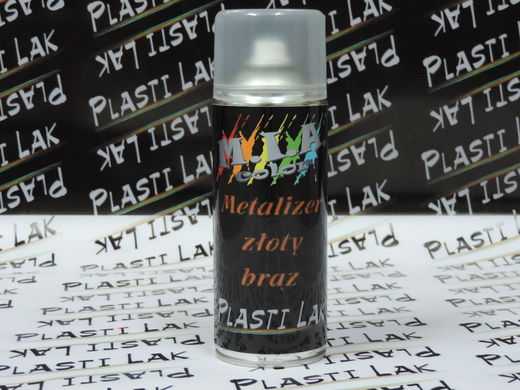 Plastilak -  Metalli Pronssi 400ml Spray